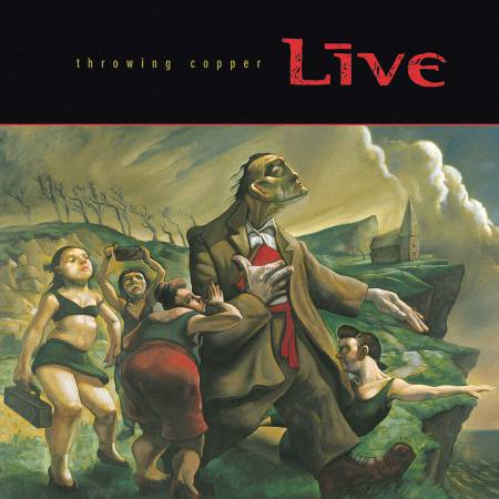 Live - Throwing Copper (1994)_cover
