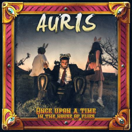 AURIS - Once upon a time in the house of flies_cover