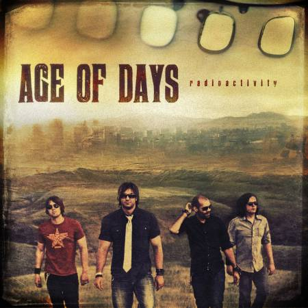 Age of Days - Radioactivity (2013)_cover