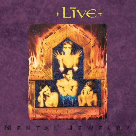Live - Mental Jewelry (1991)_cover