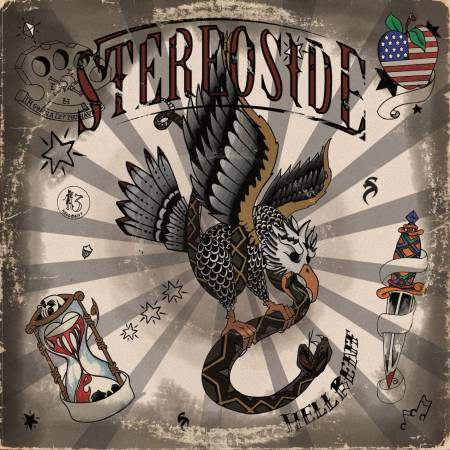 Stereoside - Hellbent (2016)_cover