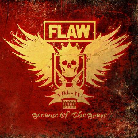 Flaw - Vol IV Because of the Brave (2019)_cover
