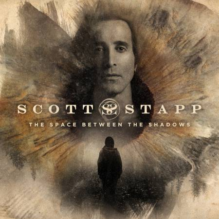Scott Stapp - The Space Between the Shadows (2019)_cover