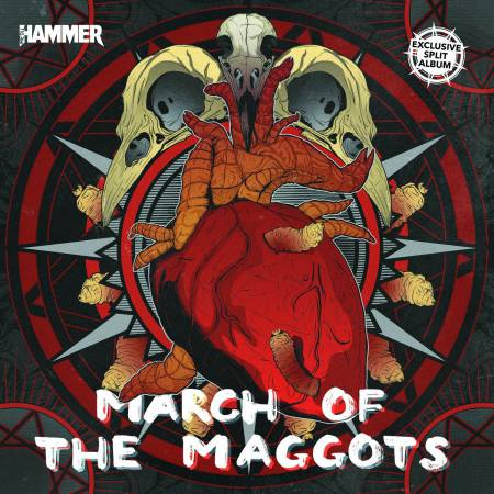 VA - March of the Maggots (2019)_cover