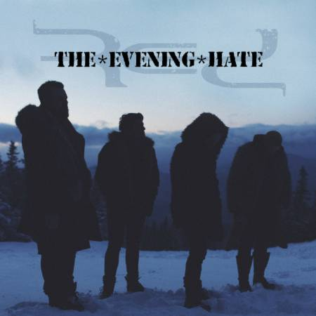 Red - The Evening Hate [EP] (2019)_cover