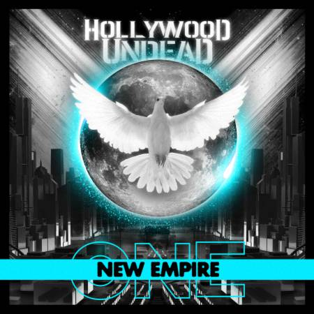 Hollywood Undead - New Empire, Vol. 1 (2020)_cover