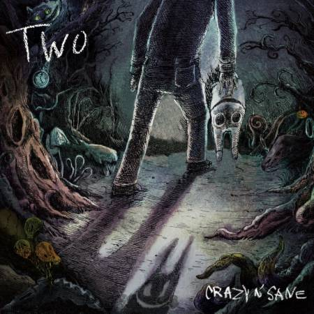 Crazy N' Sane - TWO [EP] (2020)_cover