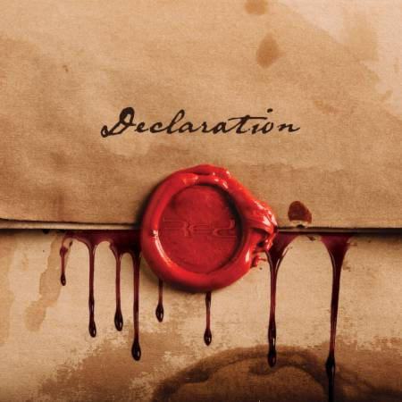 Red - Declaration (2020)_cover