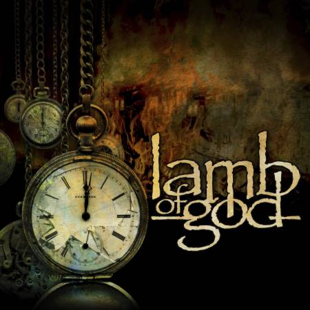 Lamb of God - Lamb of God (2020)_cover