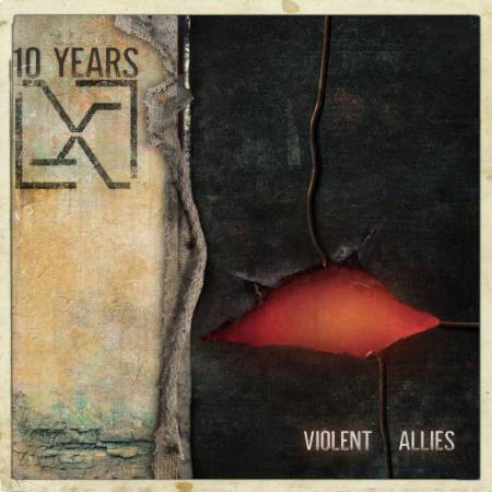 10 Years - Violent Allies (2020)_cover