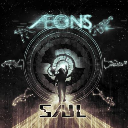 SAUL - Aeons [EP] (2019)_cover