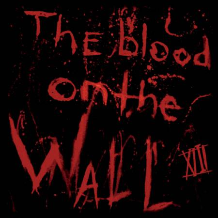 XIII - The Blood on the Wall (2020)_cover