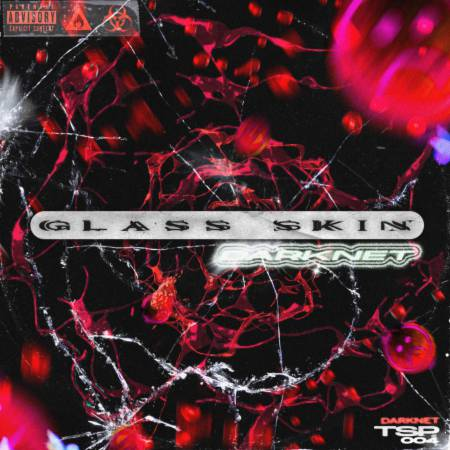 Darknet - Glass Skin [EP] (2020)_cover