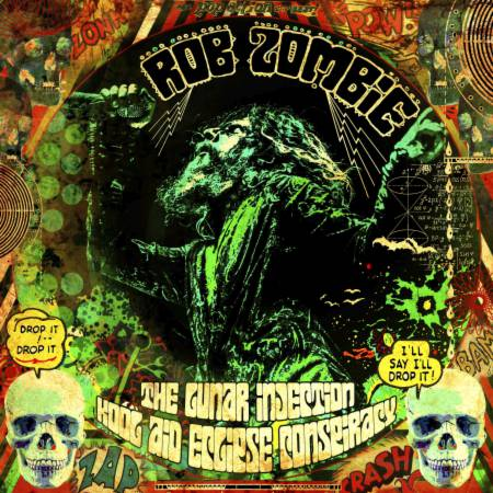 Rob Zombie - The Lunar Injection Kool Aid Eclipse Conspiracy (2021)_cover