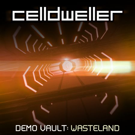 Celldweller - Demo Vault: Wasteland (2021)_cover