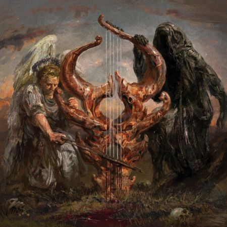 Demon Hunter - Songs of Death and Resurrection (2021)_cover