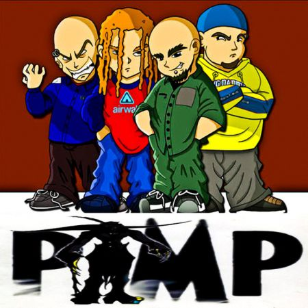 PiMP - Metal Works SESSION [EP] (2002)_cover
