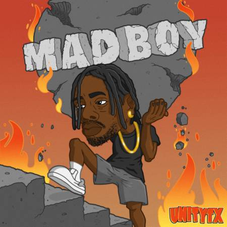 UnityTX - MADBOY [EP] (2019)_cover