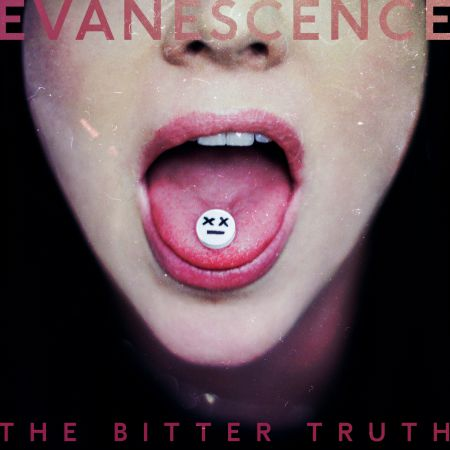 Evanescence - The Bitter Truth (2021)_cover