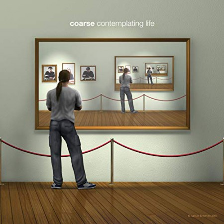 Coarse - Contemplating Life (2005)_Cover