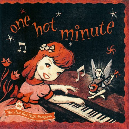 Red Hot Chili Peppers - One Hot Minute (1995)_cover
