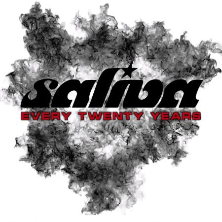 Saliva - Every Twenty Years [EP] (2021)_cover